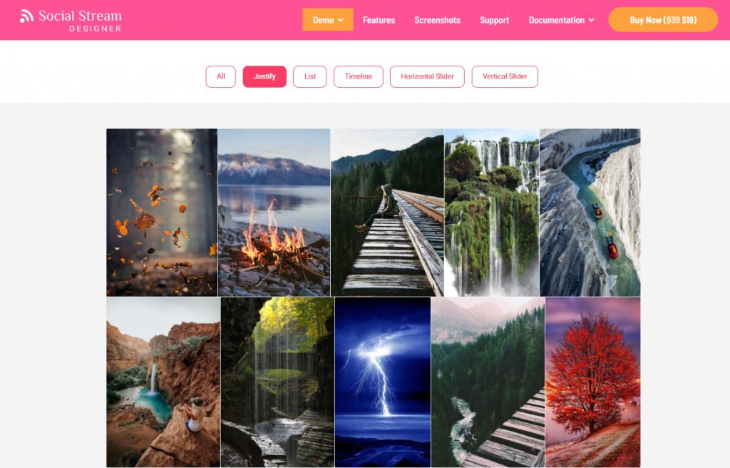 Social Stream Designer plugin homepage