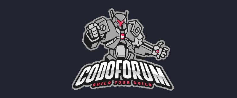 Codoforum banner
