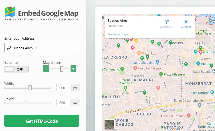 How to Add Google Maps to WordPress (In 3 Ways) Map Embed on