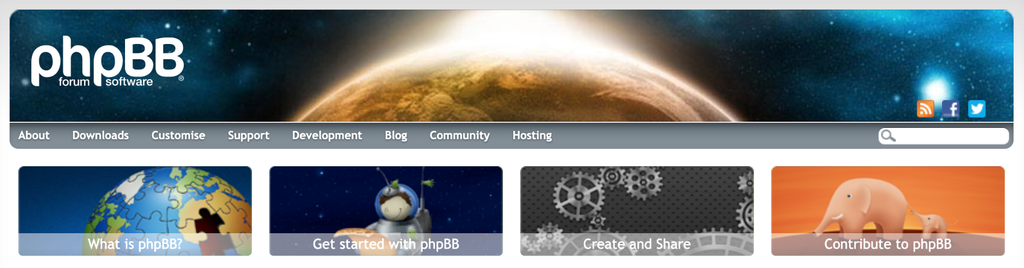 phpbb software banner
