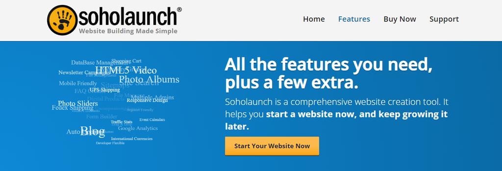Soholaunch blogging platforms
