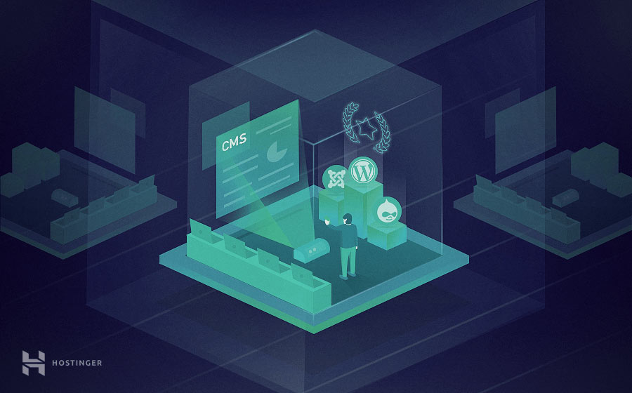 8 Best CMS Platforms to Start a Website in 2019