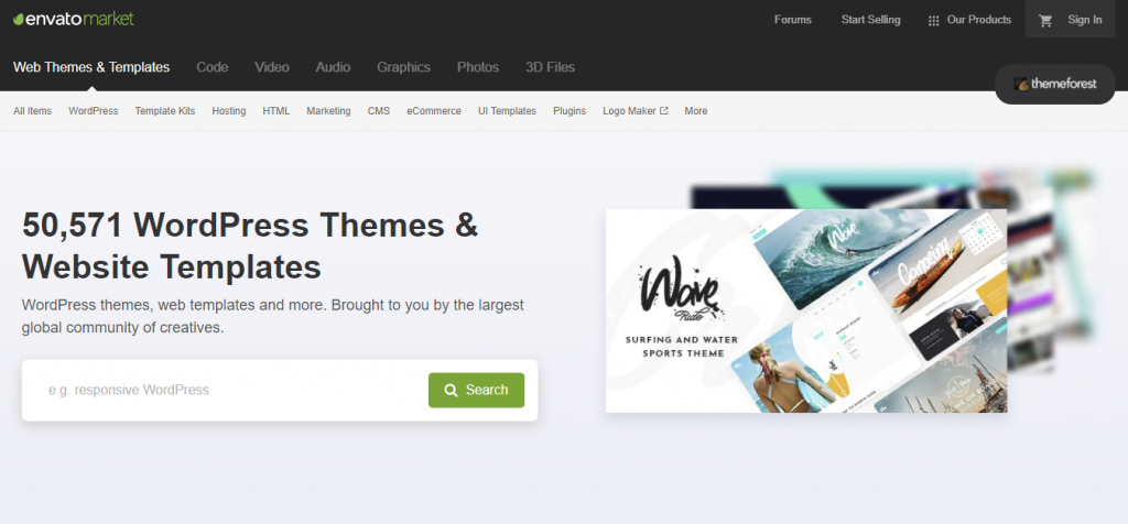 A goof WordPress theme is crucial for a travel blog