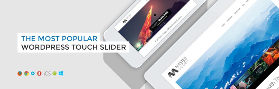 The Master Slider plugin.