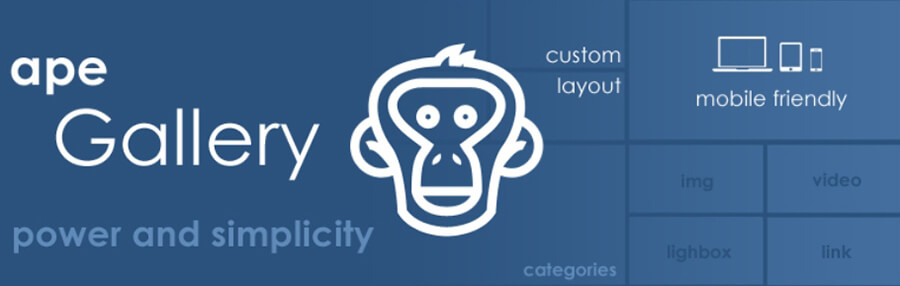 The Ape Gallery plugin.
