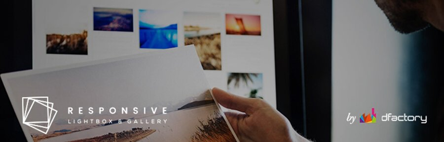 The Responsive Lightbox Gallery plugin.