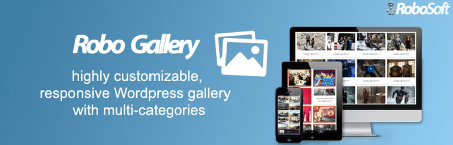The Gallery by Robo plugin.