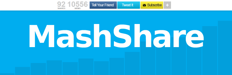 Mashare WordPress Social Media plugin