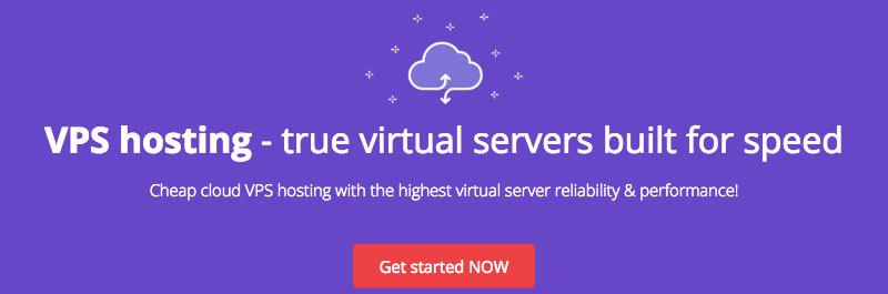 start a blog on vps hosting