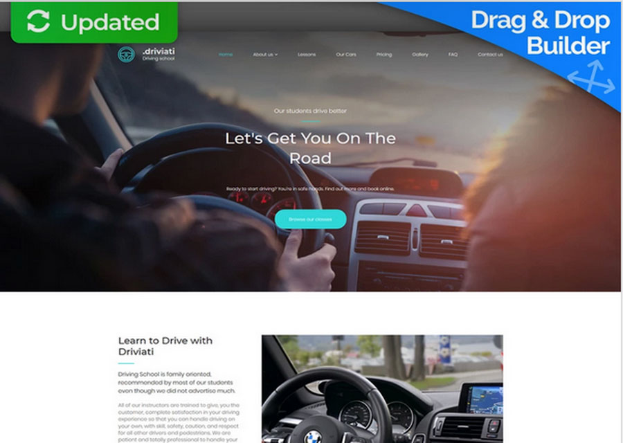 Website builder template 32