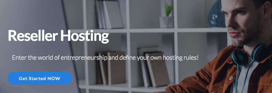 Website idea - reseller hosting.