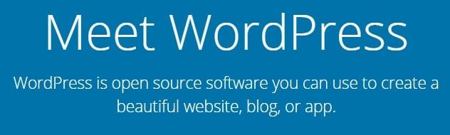 Trang chủ WordPress