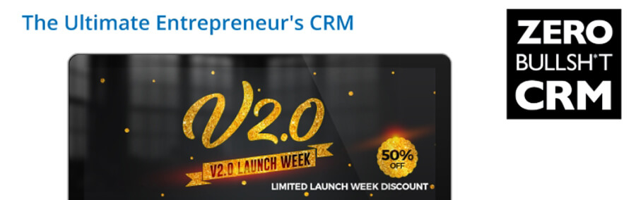 The Zero BS WordPress CRM plugin.