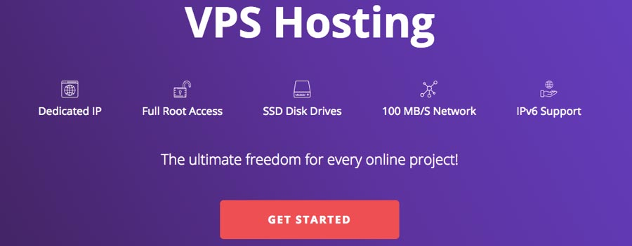 How to make a website on vps hosting