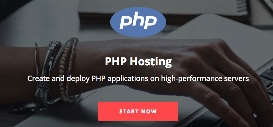PHP framework hosting