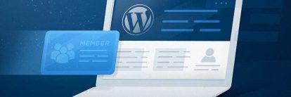 How to create a membership website using WordPress CMS