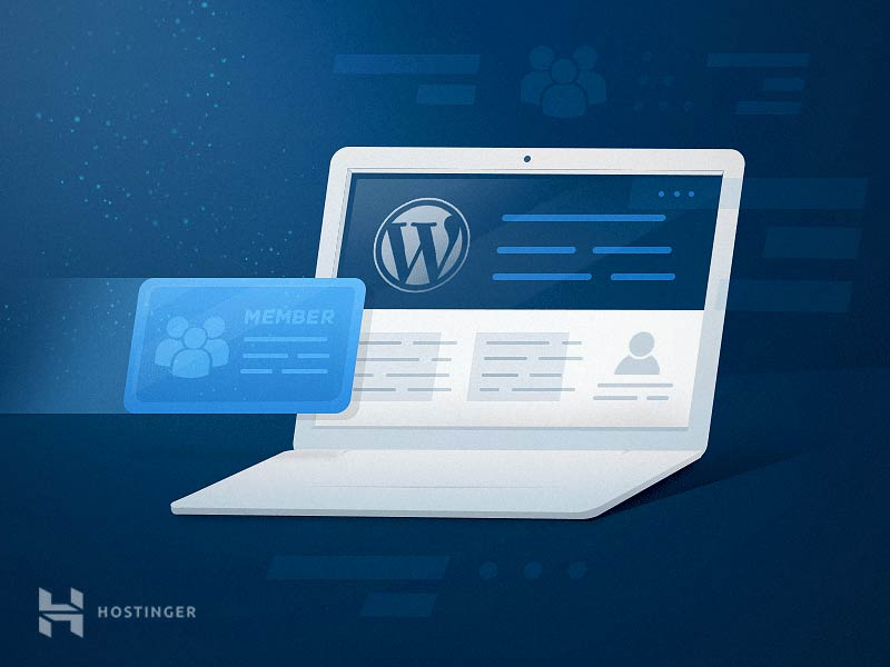How to create a membership website using WordPress CMS