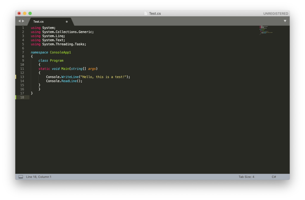 Best HTML editor Sublime Text
