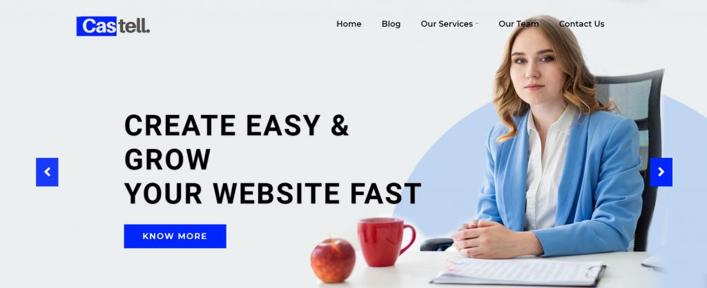 Castell WordPress eCommerce Theme