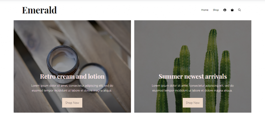 Generate Press WordPress eCommerce Theme