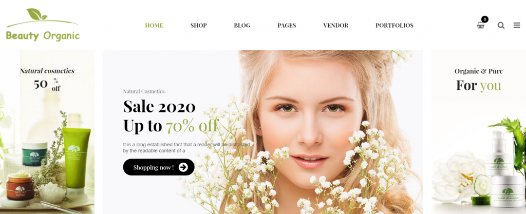 Ordo WordPress eCommerce Theme