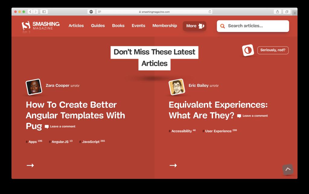 smashing magazine website for wordpress tutorial