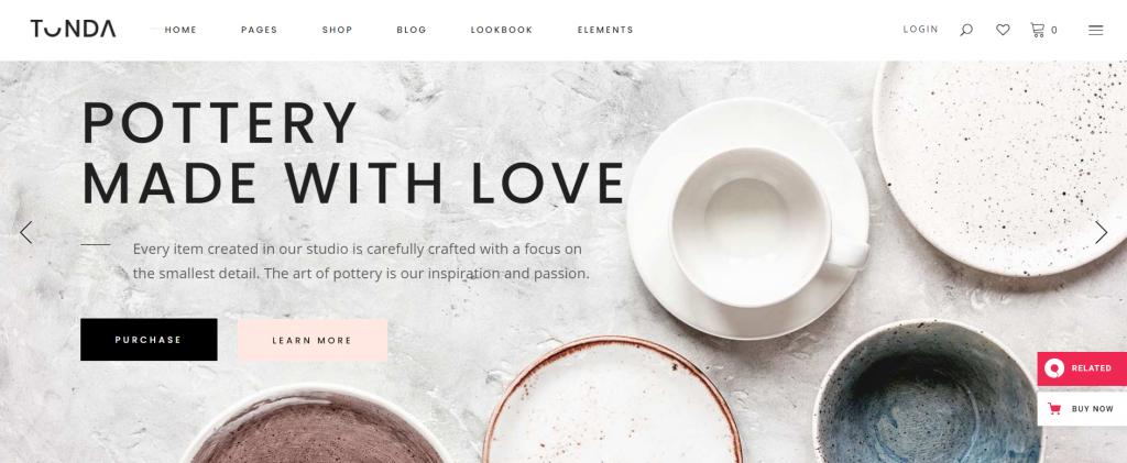Tonda WordPress eCommerce Theme
