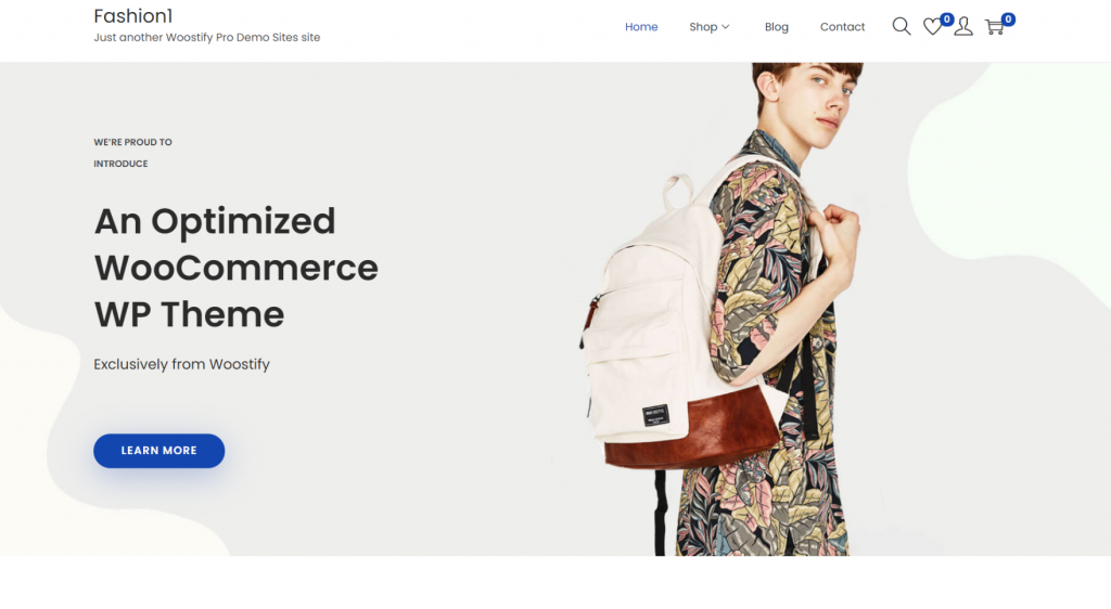 woostify WordPress eCommerce Theme