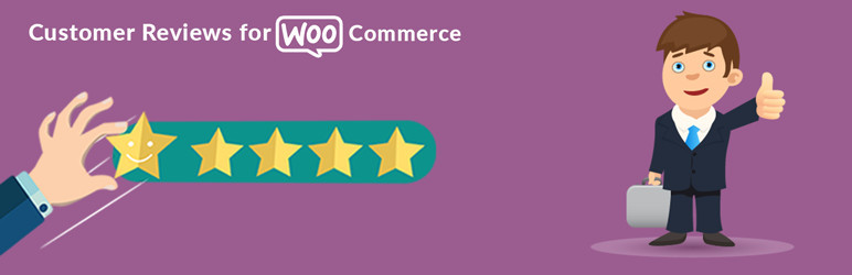 Customer Review for WooCommerce, WordPress plugin.