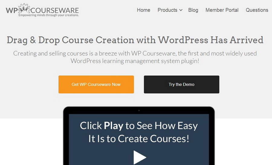 WP Courseware LMS Plugin