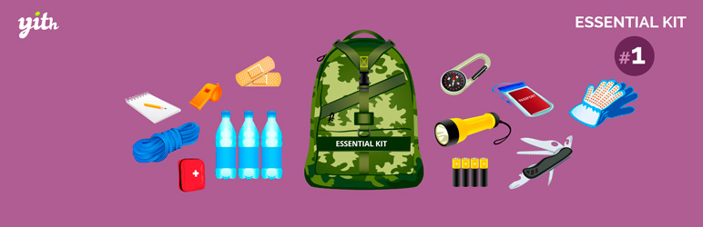 YITH Essential Kit for WooCommerce. Plugin for WordPress.