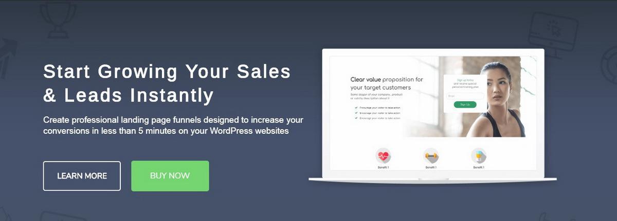 PluginOps WordPress Page Builder