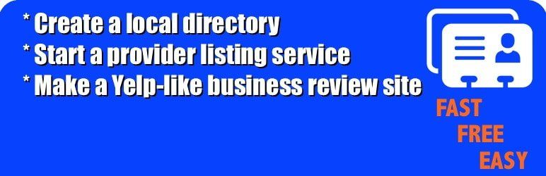 Business Directory Plugin WordPress Directory Plugin logo