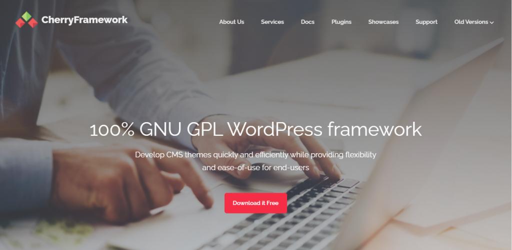 Cherry Frameword WordPress
