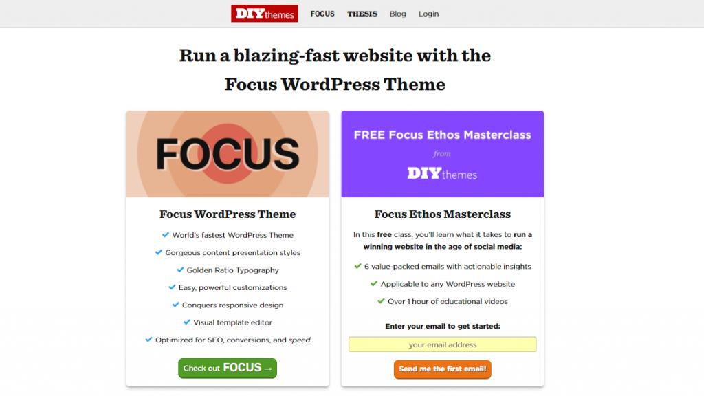 Thesis 2.0 Framework WordPress