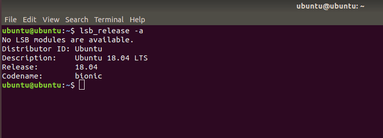 How to Check Your Ubuntu Version Through GUI or Terminal