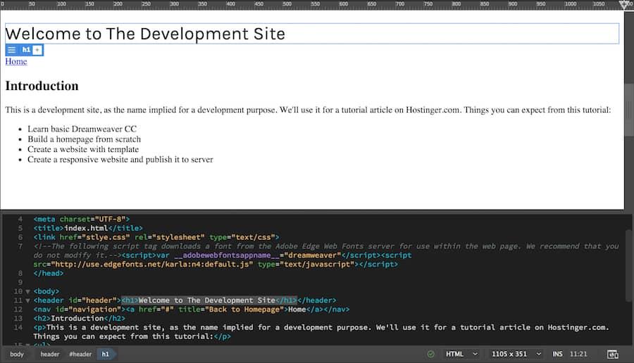 Applying karla font for our tutorial website