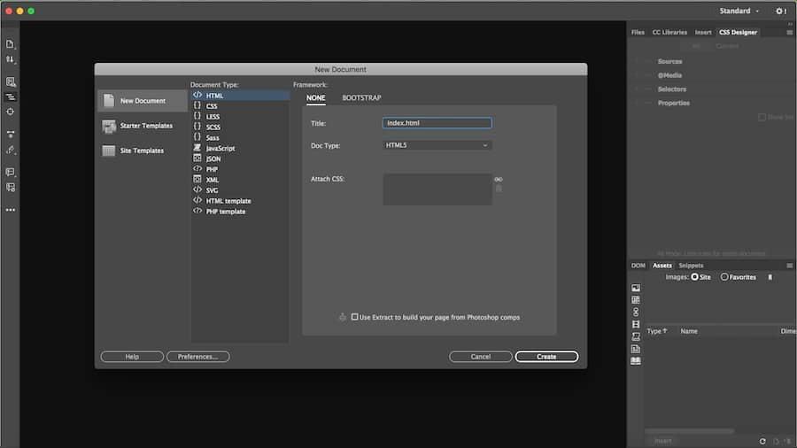 Adobe Dreamweaver Tutorial: Learn How to Build a Website