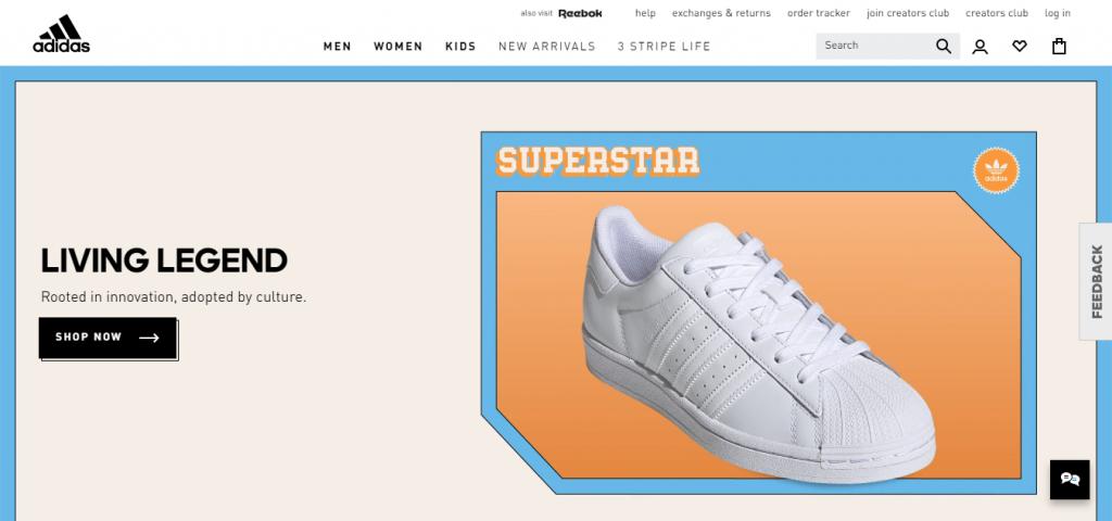 Adidas Affiliate Program
