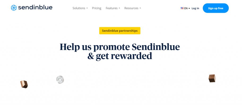 Sendinblue Affiliate Program