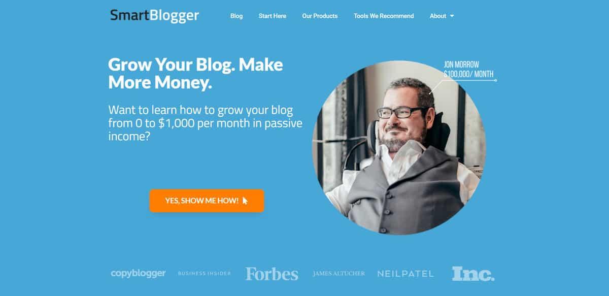 Sito di appartenenza su come fare soldi blog