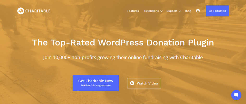 Set up unlimited donation campaigns with Charitable Donation Plugin