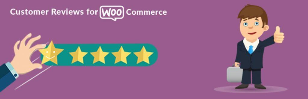Customer Review for WooCommerce plugin