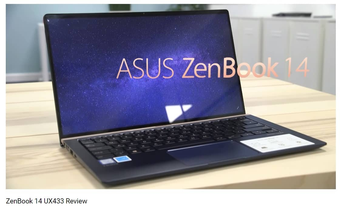 Asus review video
