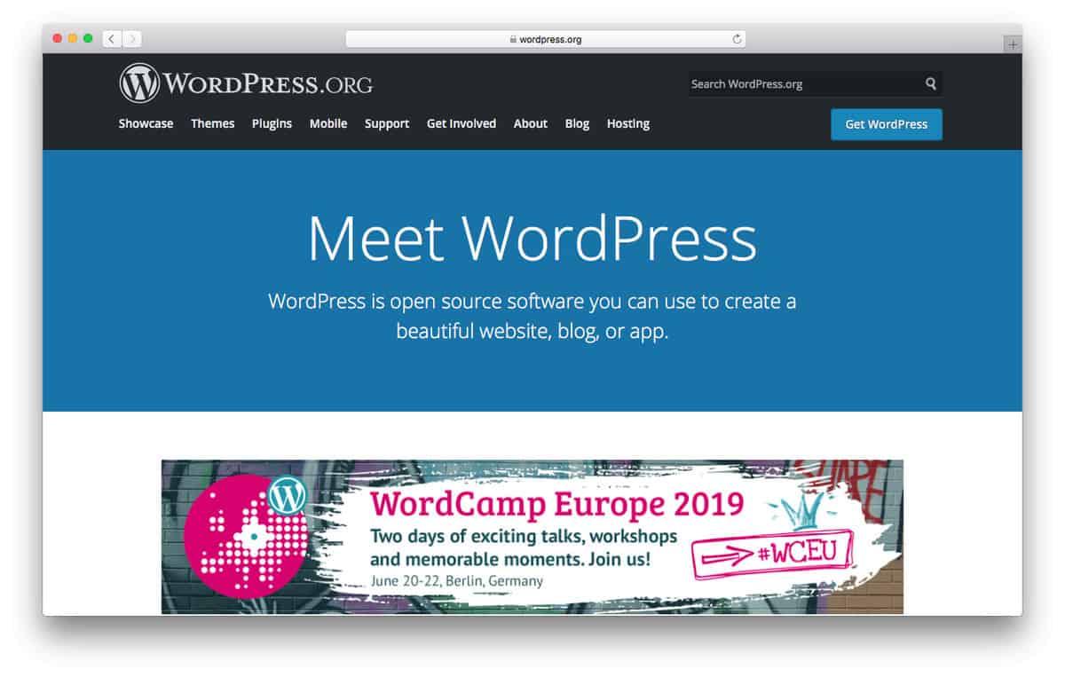 WordPress is a Versatile Publishing Platform