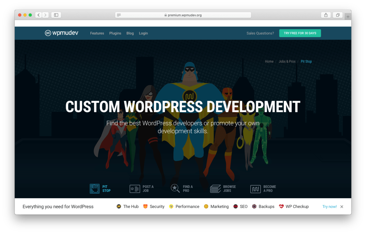 WPMUDEV is One of The Best Places to Hire WordPress Freelancers