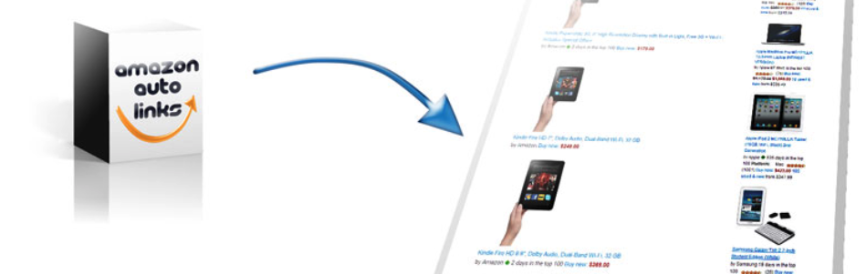 Amazon Auto Links WordPress Affiliate Plugin