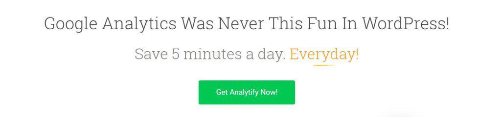 Analytify Google Analytics WordPress plugin