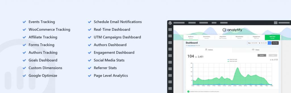 Analytify WordPress GA Plugin