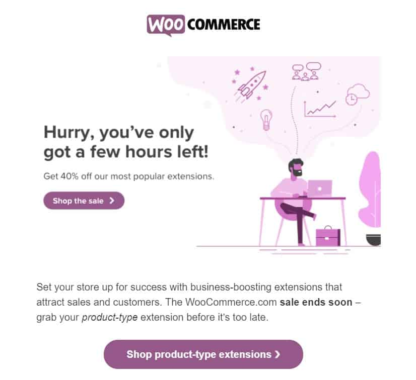 White space in email marketing